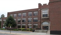 Old Owosso High School